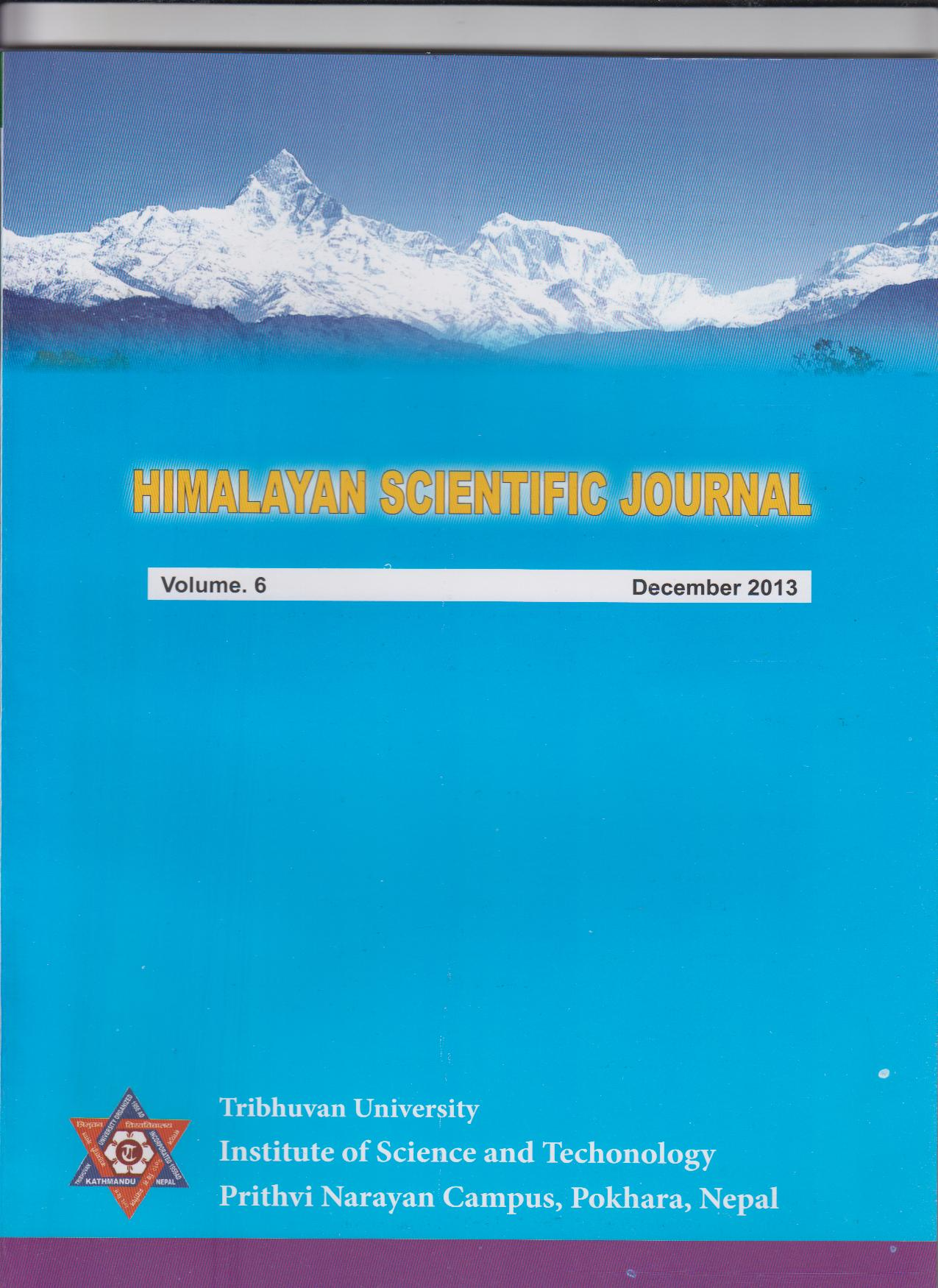 the journal of nepalese business studies The journal of business & financial affairs is an academic journal - hosted by omics international - a pioneer in open access publishing-and is listed among the top 10 journals in business ethics each year research scientists have noticed a rise in the number of congresses being held in this field.